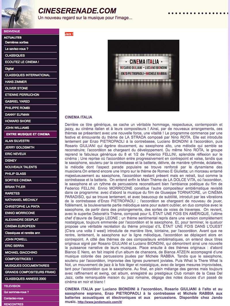 entre-musique-et-cinema recensione