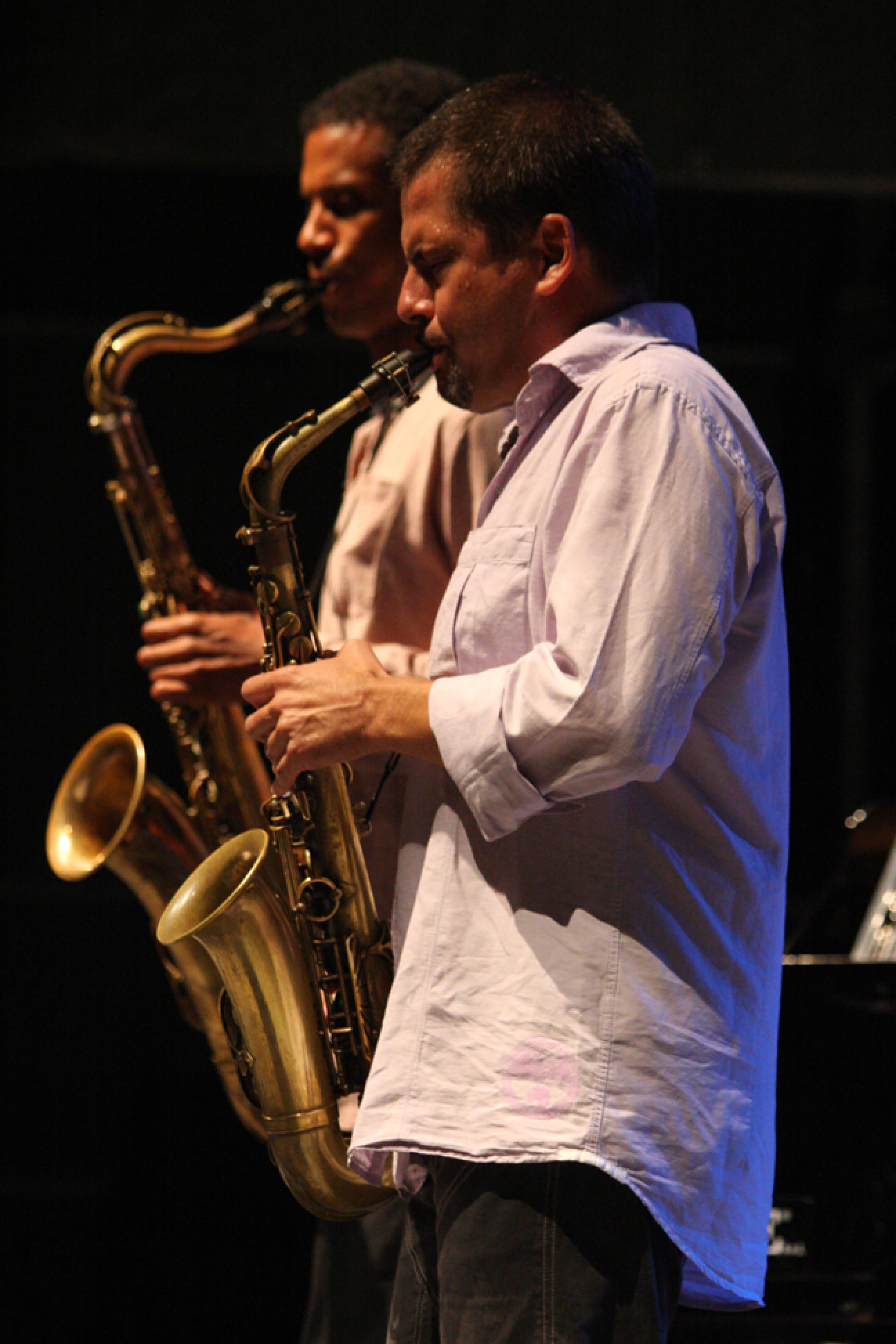 Rosario Giuliani live in jazz sax
