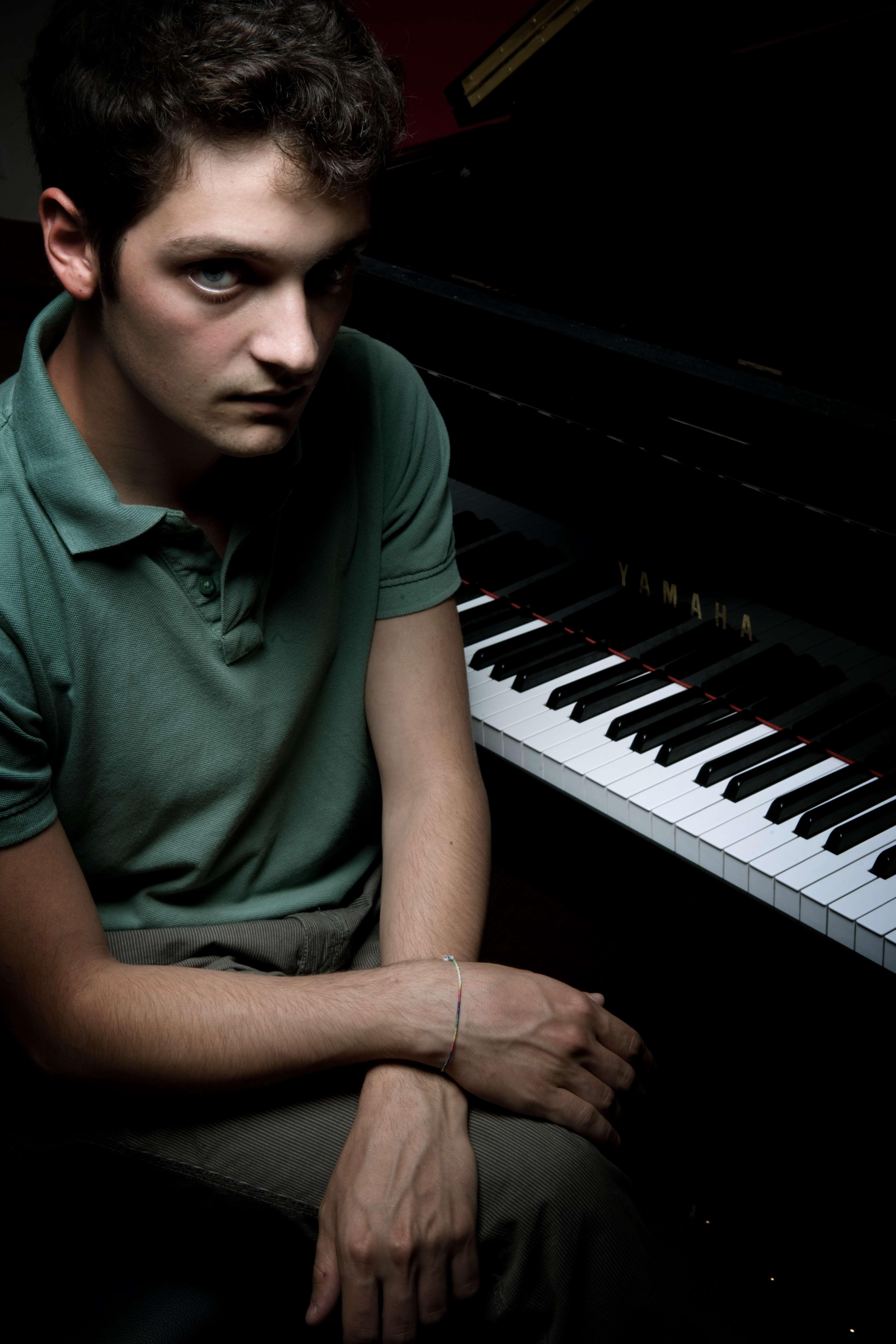 pianoforte enrico zanisi
