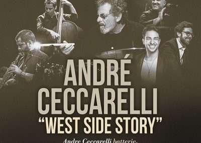 ANDRE CECCARELLI west